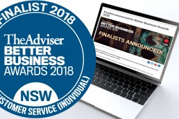 Accrue Equity better business awards 2018 finalist mortgage broking